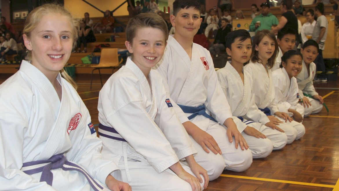 Karate for Kids (8-12 Years)