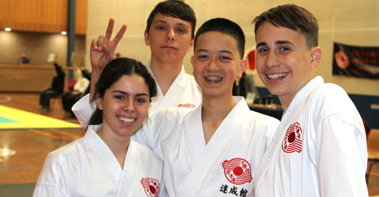 Karate Teens
